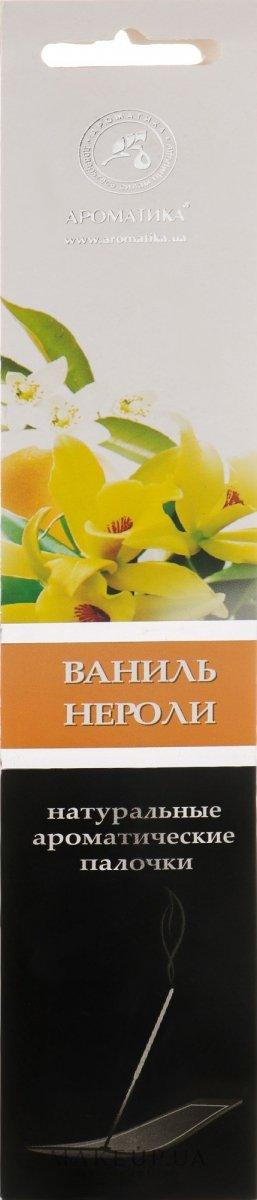 Incense Stick Vanilla-Neroli, Aromatika