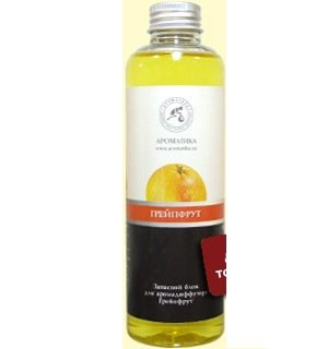 Reed Diffuser Refill Grapefruit 200 ml
