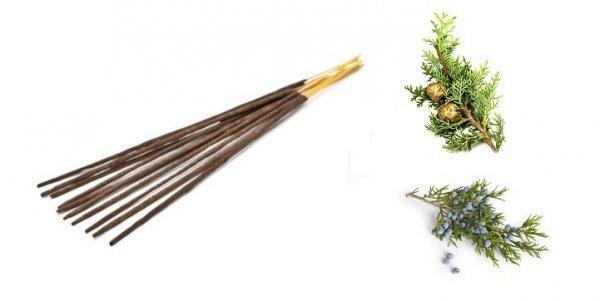 Incense Sticks Juniper & Cypress, Aromatika