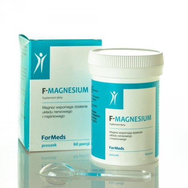 F- Magnesium Formeds, Magnez