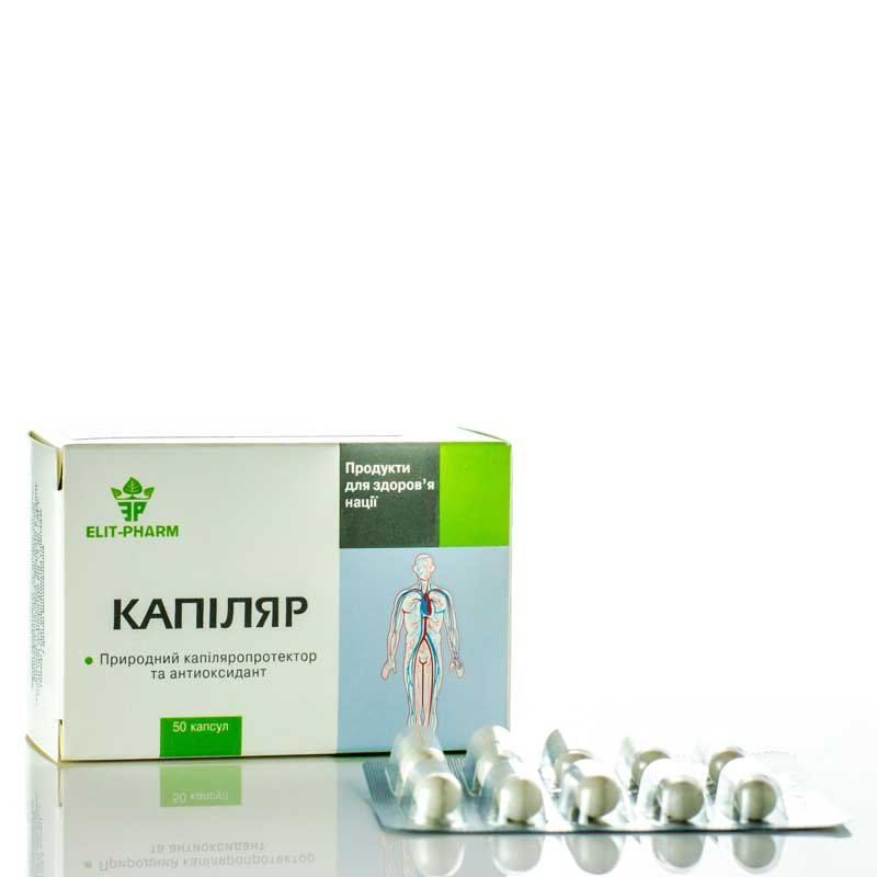 Kapilar, 50 caps., Heart Health