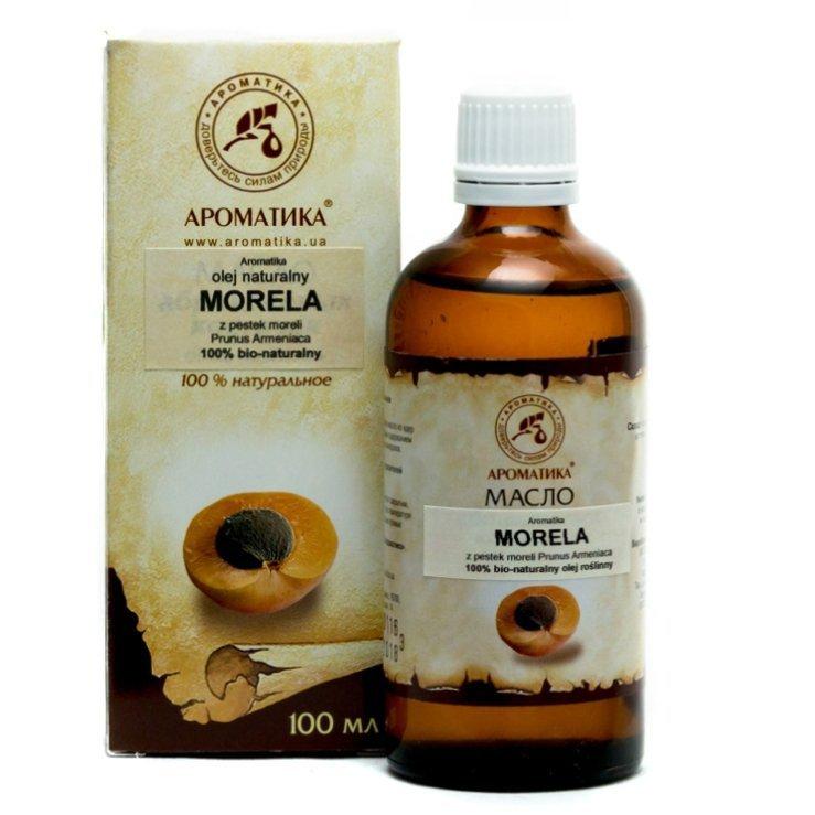 Apricot Kernel Natural Oil, Aromatika