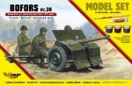 Mirage 835061 1/35 [MODEL SET]  37mm 'BOFORS' wz 36 anti tank gun