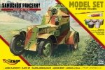 Mirage 835096 1/35 [MODEL SET]  Armoured Car Model 1934/II