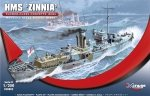 Mirage 350802 1/350 HMS 'Zinnia' - Flower-Class Corvette (K98)