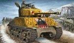 Hobby Boss MC84804 1/48 U.S M4A3E8 TANK
