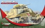 Mirage 728008 1/72 M3 GRANT Mk.I 'Battle of GAZALA' 26.05-21.06.1942