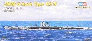 Hobby Boss WG87008 1/700 DKM U-Boat Type VIIB