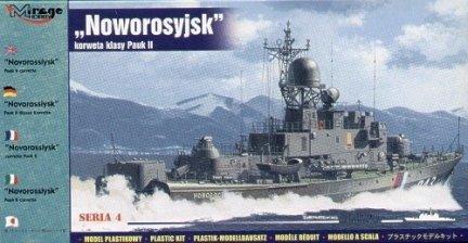 Mirage 40426 1/400 'Novorossiisk' Pauk II Korweta