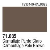 Model AIR (71035) Camoufl age Pale Brown 17 ml.