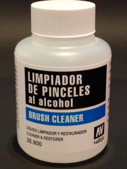 Vallejo 28900 | 85 ml | Brush Cleaner