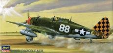 Hasegawa AT07 1/72 P-47D RazorBack