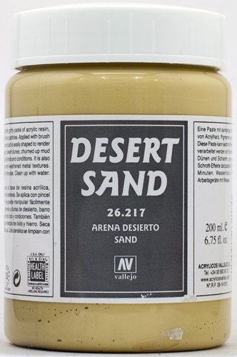 Vallejo 26217 | 200 ml | Desert Sand