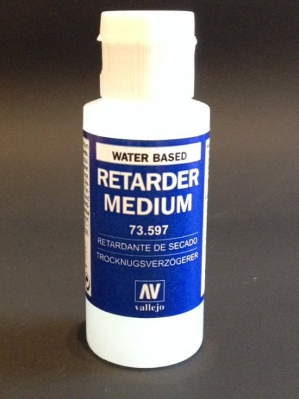 Vallejo 73597 | 60 ml | Medium Retarder