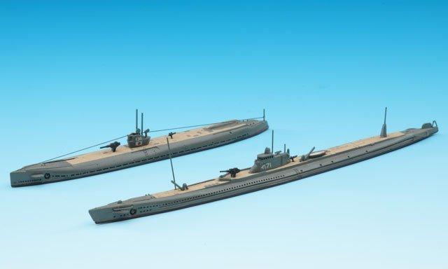 HAsegawa WLS433 1/700 IJN I-361-I-171 Submarine