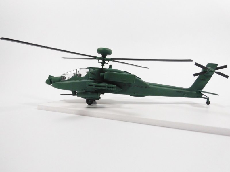 Mirage 872091 1/72 [MODEL SET]  AH-64D APACHE Longbow [Amerykański Śmigłowiec Szturmowy]