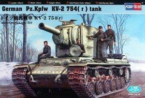 Hobby Boss MC84819 1/48 Pz.Kpfw KV-2 754