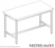 Stół do pracy z płytą poliamidową DM 3160 (1000x600x850)