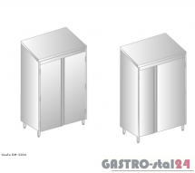 Szafa magazynowa DM 3304.05 szerokość: 600 mm  (1000x600x2000)