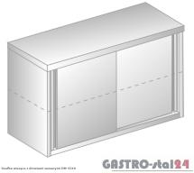Szafka wisząca z drzwiami suwanymi nieprzelotowa DM 3316 N  szerokość: 400 mm, wysokość: 600 mm  (800x400x600)