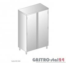 Szafa magazynowa DM 3303 szerokość: 600 mm, wysokość: 2000 mm  (800x600x2000)