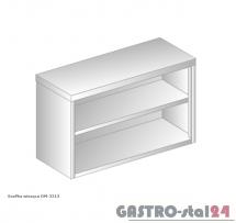 Szafka wisząca bez drzwi DM 3313 szerokość: 300 mm, wysokość: 600 mm  (800x300x600)