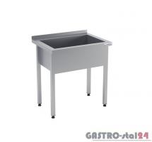 Stół z basenem (gł.300mm) wym. 800x600x850