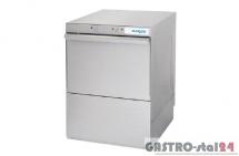 Zmywarka uniwersalna 500x500 3,9 kw 230v z dozownikiem płynu myjącego oraz pompą zrzutową