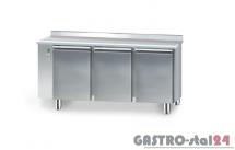 Stół chłodniczy bez agregatu z płytą wierzchnia nierdzewną DM 90003 1625x700x850
