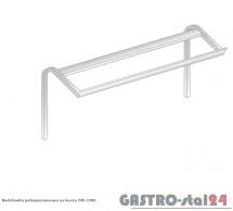Nadstawka jednopoziomowa na kosze DM 3280 szerokość: 580 mm (1100x580x580)