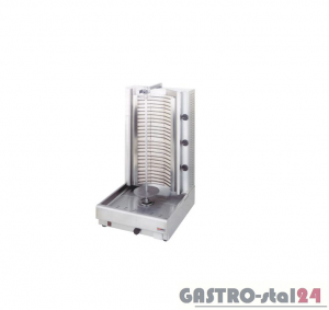 Kebab - grill elektryczny DE-3 A