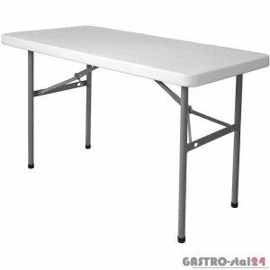 Stół cateringowy składany 1220x610x740 mm Fiesta