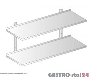 Półka wisząca przestawna DM 3503  szerokość: 400 mm  (600x400x700)