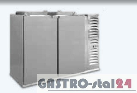 Schładzarka na odpady (z dnem nieizolowanym) BLO-2120 1630x716x1116 2x120 L
