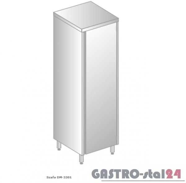 Szafa drzwi uchylne DM 3301.03 szerokość: 600 mm, wysokość: 1800 mm  (400x600x1800)
