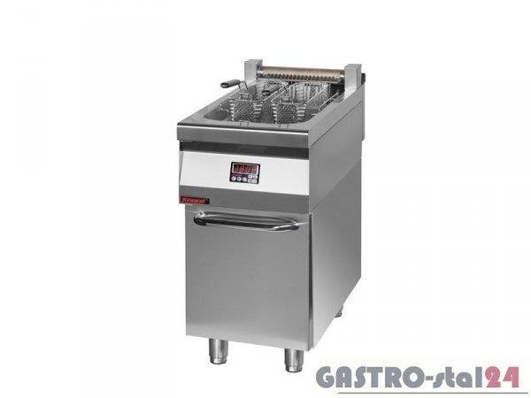 Frytownica elektryczna z szafką 900.FE-18f, 450x900x900