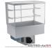 Witryna chłodnicza prosta zamknięta DM-94951.2 wym. 770x714x1429mm