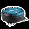 Odkurzacz robot sprzątający Makita DRC200Z 2x18V