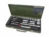 Zestaw narzędziowy Proxxon 1/2 i 1/4 55 części 23040
