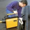 Maszyna do czyszczenia rur REMS COBRA 22 SET 16+22 172012