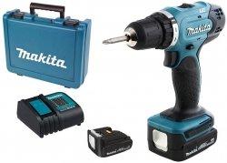 Wiertarko-wkrętarka akumulatorowa Makita DDF343SYE 14,4V