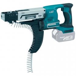 Akumulatorowa wkrętarka z magazynkiem Makita DFR550Z 18 V
