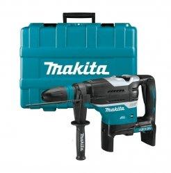 Akumulatorowa młotowiertarka SDS-MAX Makita DHR400ZKU 2x18V
