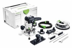 Frezarka górnowrzecionowa Festool OF 1010 EBQ-Plus + Box-OF-S 8/10x HW 574383