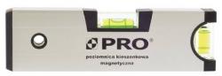 Poziomnica PRO kieszonkowa magnetyczna 17cm