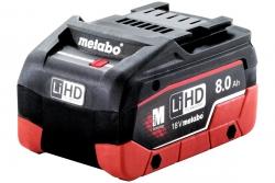Akumulator Metabo LiHD 8.0 Ah 625369000