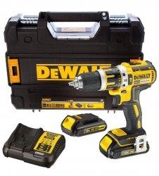 Wiertarko-wkrętarka z udarem Dewalt DCD795S2 18V 2x 1.5Ah