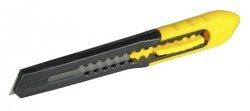Nóż plastikowy ostrze łamane Stanley 18mm 10-151