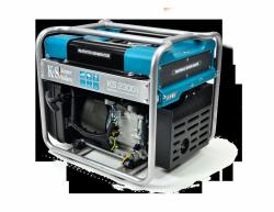 Inwertorowy agregat prądotwórczy benzyna K&S KS2300i 230 V / 12 V 1-fazowy 2.3 kW
