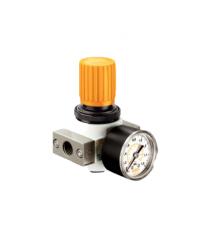 Reduktor ciśnienia powietrza z manometrem OR 1/4 MINI